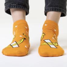 Короткие носки unisex St. Friday Socks Бананов мало не бывает