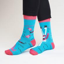Носки unisex St. Friday Socks Хочу на море!