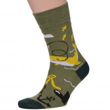 Носки unisex St. Friday Socks В погоне за косяком