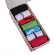 Набор из 7 пар женских носков (Palama) микс