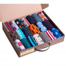 Набор из 20 пар подростковых носков (ХОХ FANTASY) микс
