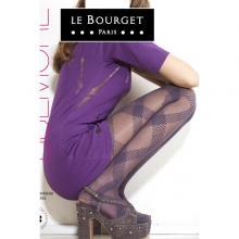 Колготки Le Bourget Сиреневый