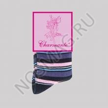 Носки женские махровые Charmante ТЕМНО-СИНИЕ