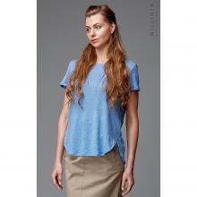 Блузка женская Milliner голубой
