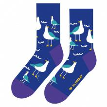 Носки unisex St. Friday Socks Чайки