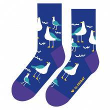 Носки unisex St. Friday Socks Чайки