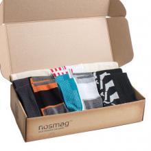 Набор носков из 10 пар с сургучной печатью (СПОРТ, «Гранд-Сокс») микс 40