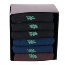 Набор из 6 пар мужских бамбуковых носков  (ТМ Grinston) микс