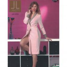 Халат женский Lancetti розовый