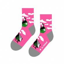 Детские носки St. Friday Socks Баба-яга. Васнецов.