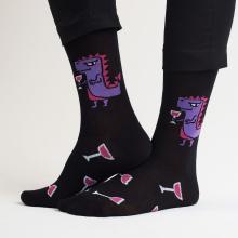 Носки unisex St. Friday Socks Дино в поисках молока