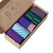 Набор из 5 пар мужских носков (НЕВА-Сокс) микс  МЕНТОЛОВЫЙ ГОНЩИК