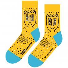 Носки unisex St. Friday Socks Я могу взглянуть на мир твоими глазами