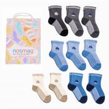 Набор для мальчиков из 10 пар махровых носков LORENZline микс