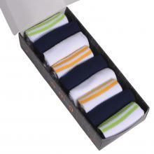 Набор из 9 пар мужских носков от фабрики VIRTUOSO микс