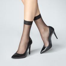 Женские парфюмированные носки Marilyn ЧЕРНЫЕ
