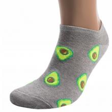 Мужские ультракороткие носки Чобот АВОКАДО 1