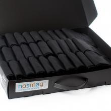 Набор носков из мерсеризованного хлопка, 30 пар (ХОХ) черные