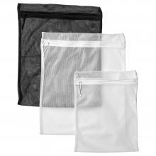 Мешок для стирки и сбора носков XL, черный