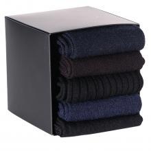 Набор из 5 пар мужских шерстяных носков (ТМ Sergio di Calze) микс