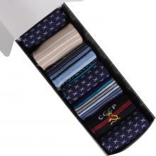 Набор мужских носков из 7 пар (ХОХ FANTASY) микс
