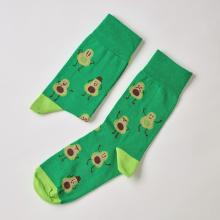 Носки unisex St. Friday Socks Настроение авокадо