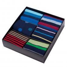 Набор из 6 пар мужских носков Tezido микс