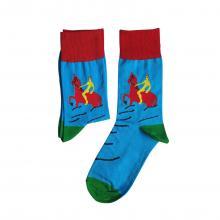 Носки unisex St. Friday Socks Носки.КУПАНИЕ КРАСНОГО КОНЯ