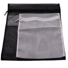 Мешок для стирки и сбора носков L, белый