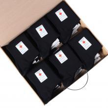 Набор из 18 пар мужских медицинских носков (LORENZline) черные