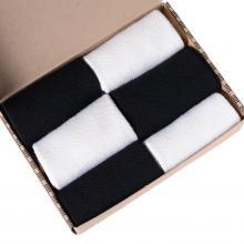 Набор из 6 пар женских теплых носков (ТМ Grinston) микс
