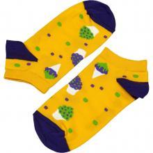 Укороченные носки unisex  St. Friday Socks Лимонное мороженое