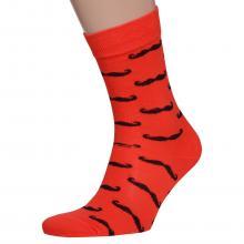 Мужские носки Classic (Palama) КРАСНО-ЧЕРНЫЕ