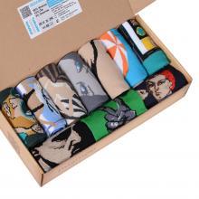 Набор из 10 пар мужских носков MoscowSocksClub №М35 микс