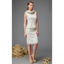 Комплект из юбки и топа Milliner белый