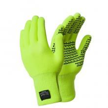 Водонепроницаемые перчатки DexShell TouchFit HY Gloves САЛАТОВЫЕ