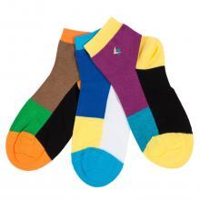Комплект из 3 пар носков ХОХ МИКС