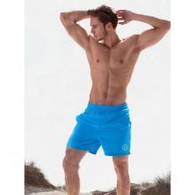 Мужские пляжные шорты Jolidon ГОЛУБЫЕ