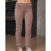 Женские домашние брюки NicClub КАКАО