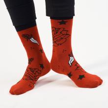 Носки unisex St. Friday Socks Самка богомола, влюбила и убила