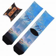 Мужские носки в подарочной упаковке НОСМАГСТЕР с принтом МУЛЬТИКОЛОР 2