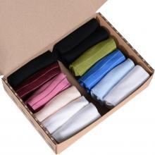 Набор женских носков из микромодала, 12 пар (ТМ Grinston socks) микс
