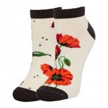 Детские укороченные носки Брестские СВЕТЛО-ЖЕЛТЫЕ