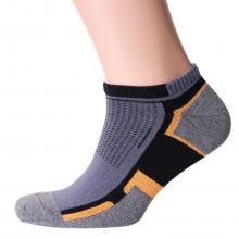 Мужские спортивные носки  Челны Текстиль  СЕРЫЙ