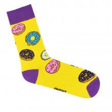 Носки unisex KingKit Donut / ПОНЧИКИ