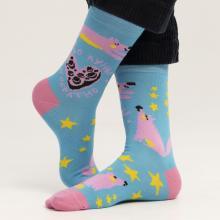 Носки unisex St. Friday Socks Лунные лисы