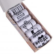 Набор из 7 пар женских носков (Челны Текстиль) микс