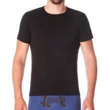 Мужская футболка Gasoline Blu ЧЕРНАЯ