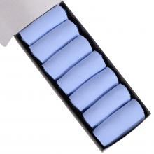 Набор из 7 пар мужских носков (НЕВА-Сокс) голубые