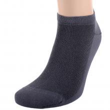 Мужские спортивные носки из модала Oztas ТЕМНО-СЕРЫЕ
